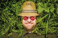 Pressefoto Floh Garten